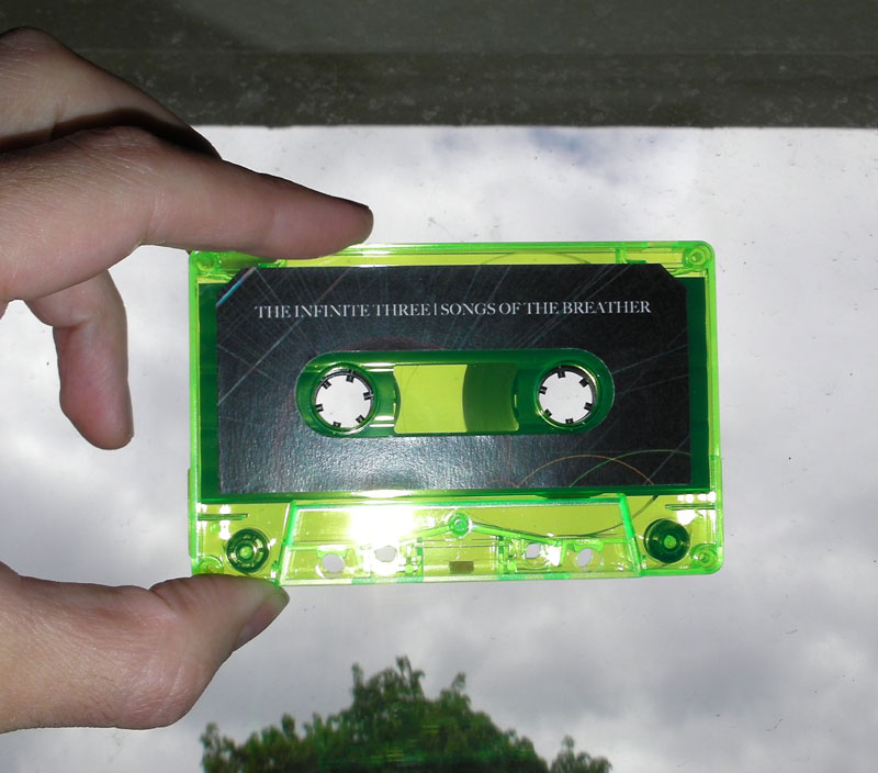 Songs Of The Breather cassette