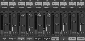 Online mixing from £70 per song
